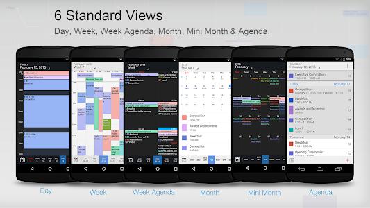 CalenMob - Google Calendar Pro v1.3