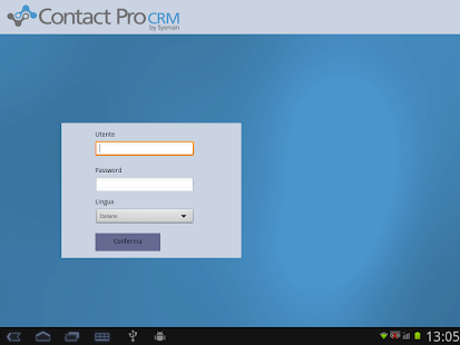 Contact Pro Mobile CRM- screenshot thumbnail