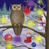Owl of a Season Xmas Edition