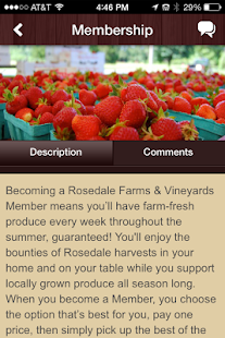 Rosedale Farms- screenshot thumbnail