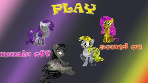 Little Pony Lines