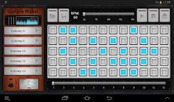 Screenshot of Sample Maker