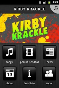 KIRBY KRACKLE - screenshot thumbnail
