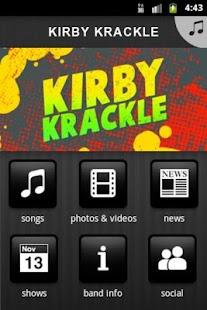 KIRBY KRACKLE - screenshot thumbnail