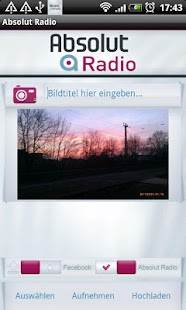 Absolut Radio- screenshot thumbnail