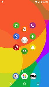 Easy Circle - icon pack screenshot 19