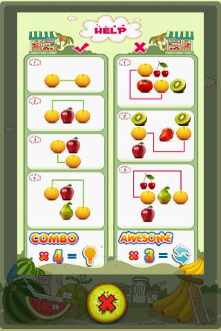 Fruits Linking - screenshot
