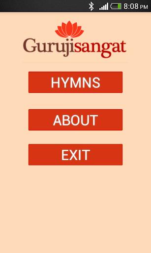 Guruji Sangat Hymns