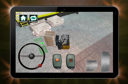 模擬必備免費app推薦|フォークリフトストレージ公園そのゲーム線上免付費app下載|3C達人阿輝的APP