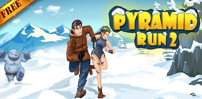 Pyramid Run 2 - новый рунер для андроид похожий на Temple Run скачать
