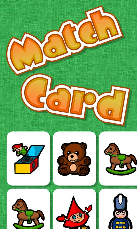 MatchCard - screenshot