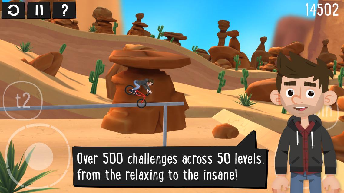Pumped BMX 2 screenshot #3