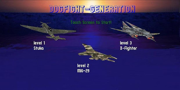 Dogfight Generation Free