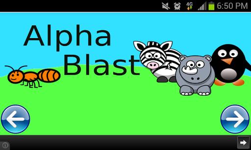 Alpha Blast Kid Phonics