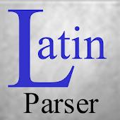 Latin Parser