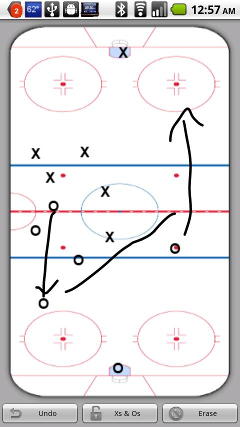 hockey strategy board   android apps on google playhockey strategy board  screenshot