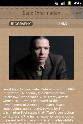 Jerod Impichchaachaaha' Tate- screenshot