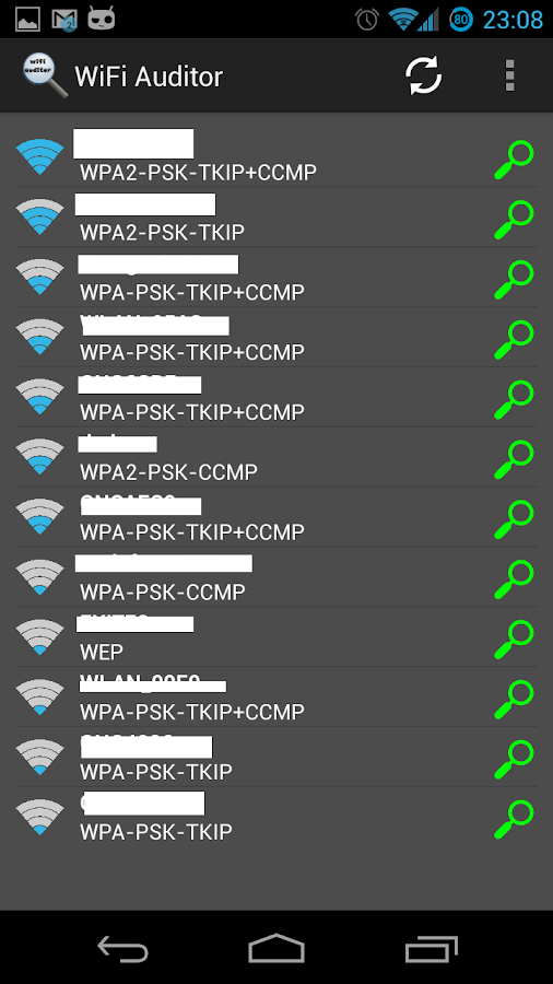 Wifi Auditor - Android Apps on Google Play