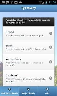 Obecní schránka- screenshot thumbnail