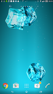 Water live wallpapers screenshot