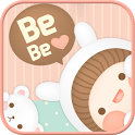 BeBe Lightly go locker theme icon