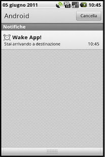 Wake App - screenshot thumbnail