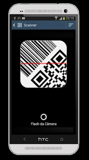 Mobile QR Barcode Scanner