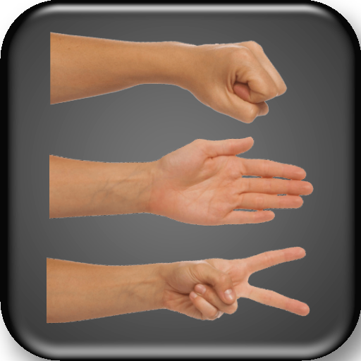 Rock Paper Scissors Animated 策略 App LOGO-APP試玩