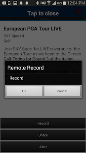 SKY TV NZ - screenshot thumbnail