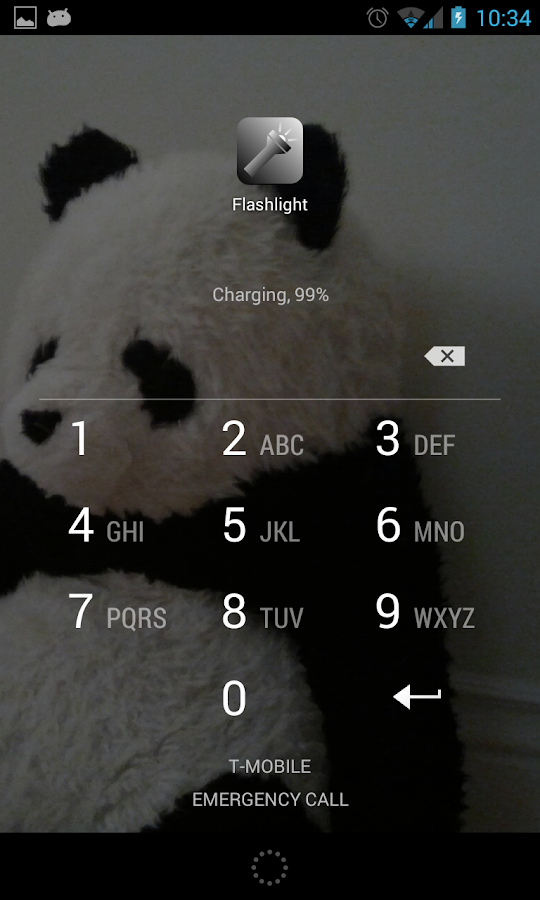 Minimum Permissions Flashlight- screenshot