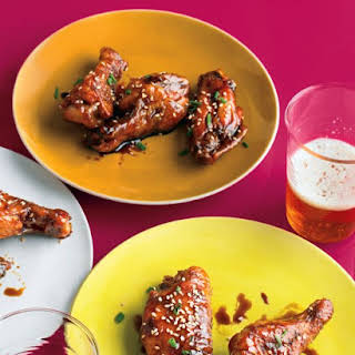 Sweet-and-Sour Chicken Wings.