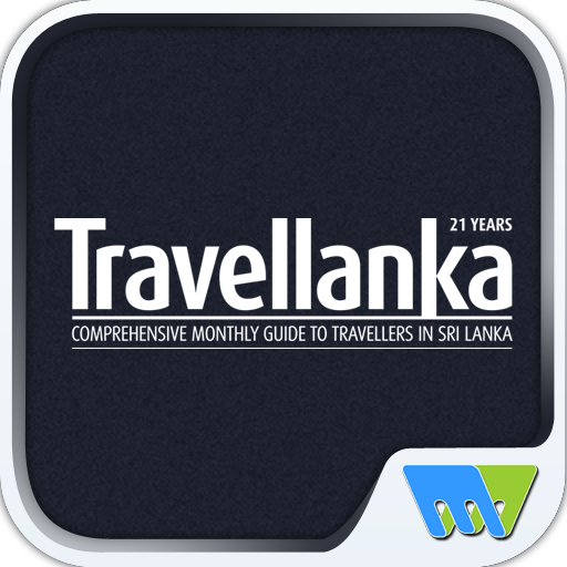 Travel Lanka Guide LOGO-APP點子