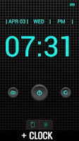 Screenshot of Flashlight + Clock