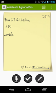 Asistente Agenda Pro v1.5