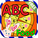 ABC Food Flashcard  Read Write icon