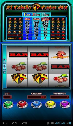 El Caballos - Casino Slots