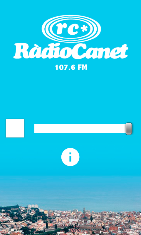 Ràdio Canet- screenshot