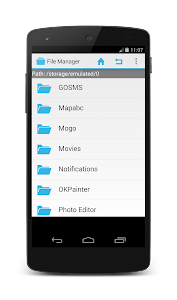File Manager screenshot 4