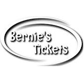 Bernie's Tickets