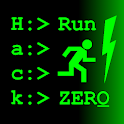Hack Run ZERO icon