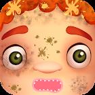 肮脏的孩子们 - 有趣的儿童游戏 icon
