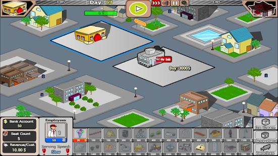 Diner City Rush