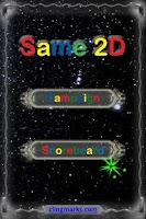 Screenshot of Same 2D