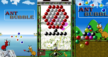 Screenshot of Ant Bubble shooter Free
