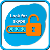 Pattern Lock for Skype