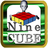 Complete free puzzle NineCUBE