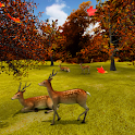 Deer and Foliage Trial icon