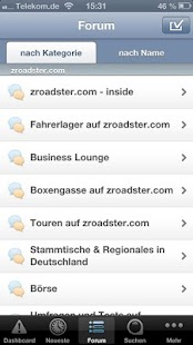 zroadster.com- screenshot thumbnail