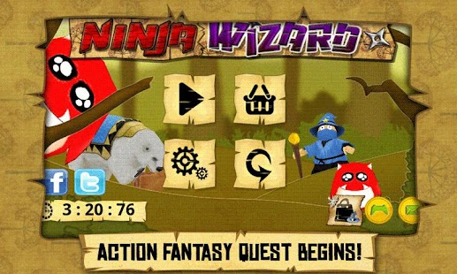 Ninja Wizard - screenshot thumbnail