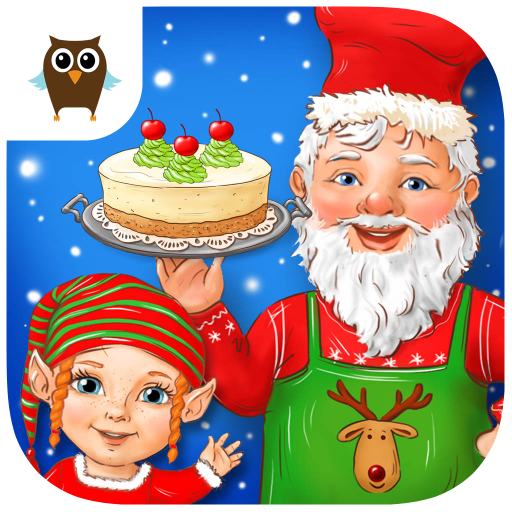 Santa's Christmas Kitchen 教育 App LOGO-硬是要APP